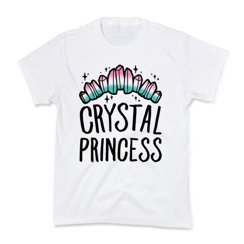 Crystal Princess Kids T-Shirt