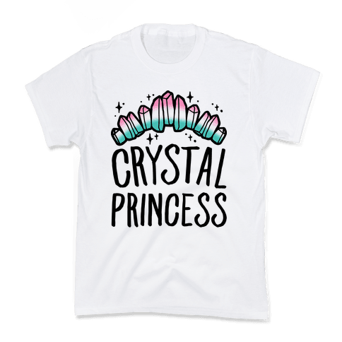 Crystal Princess  Kids T-Shirt