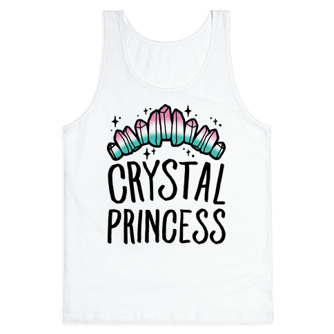 Crystal Princess  Tank Top