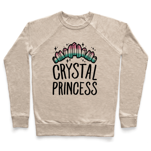 Crystal Princess  Pullover