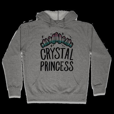 Crystal Princess  Hooded Sweatshirt