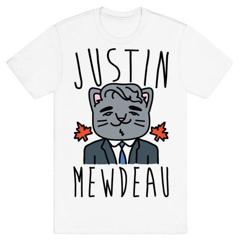 Justin Mewdeau T-Shirt