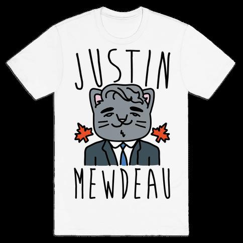 Justin Mewdeau Mens T-Shirt