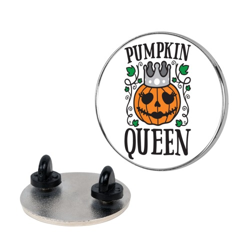 Pumpkin Queen pin