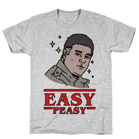 Easy Peasy Mens T-Shirt