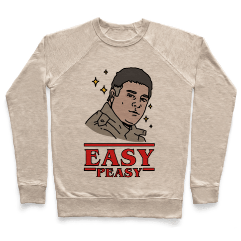 Easy Peasy Pullover