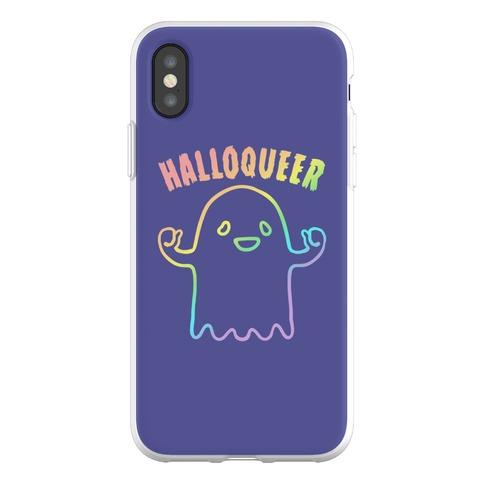 Halloqueer Phone Flexi-Case