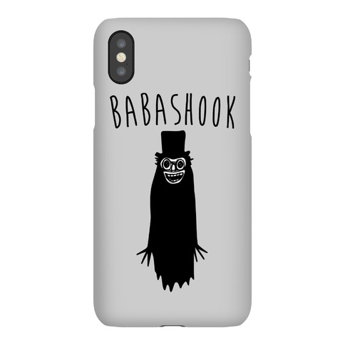 Babashook Parody Phone Case