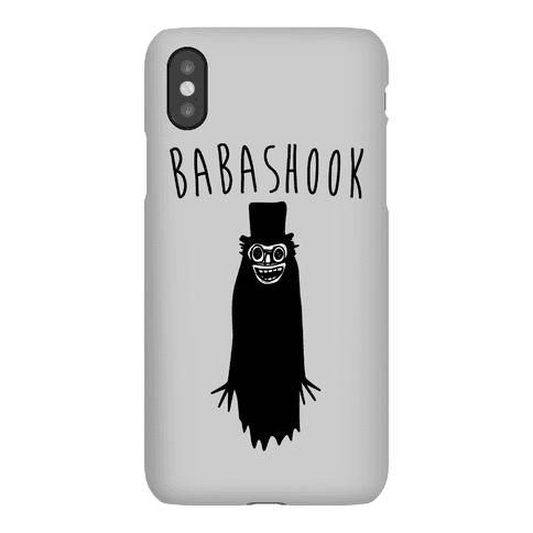 Babashook Parody Phone Case