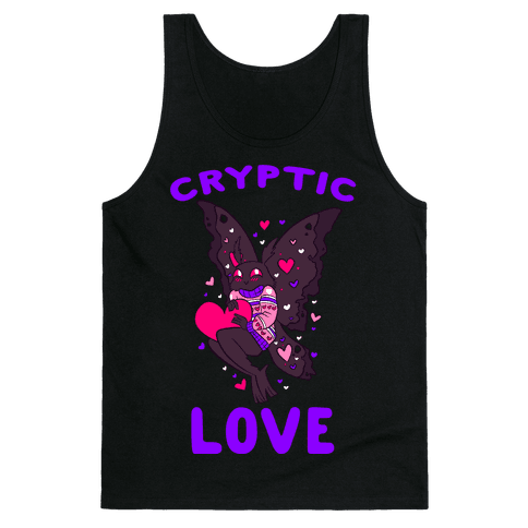 Cryptic Love Tank Top