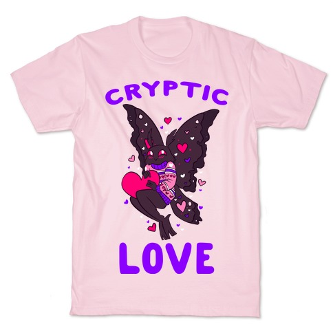Cryptic Love T-Shirt