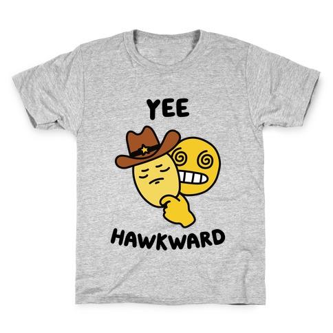Yee Hawkward Kids T-Shirt