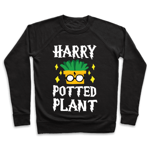 Harry Potted Plant Pullover