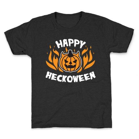 Happy Heckoween Kids T-Shirt
