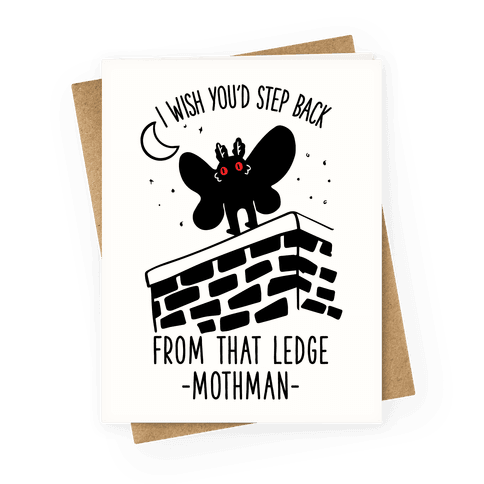 mothman t shirts tanks coffee mugs and gifts lookhuman