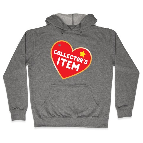 Collector's Item Toy Parody Hooded Sweatshirt