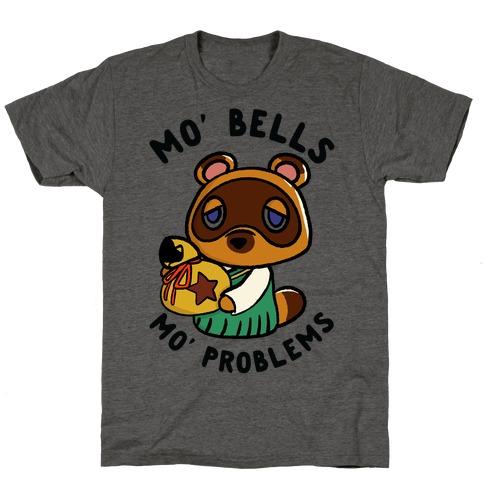 Mo' Bells Mo' Problems Tom Nook T-Shirt