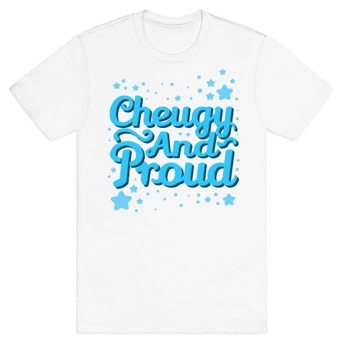 Cheugy And Proud T-Shirt