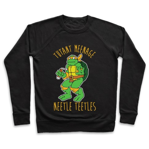 Tutant Meeage Nestle Teetles Mikey Pullover