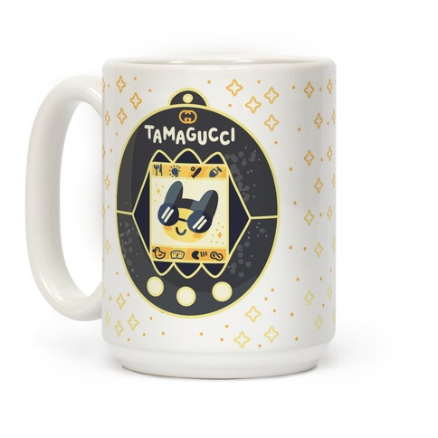 Tama-Gucci Coffee Mug