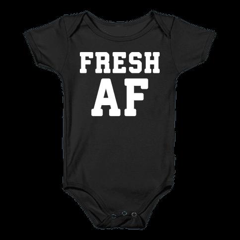 Fresh AF Baby Onesy