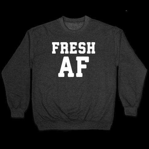Fresh AF Pullover