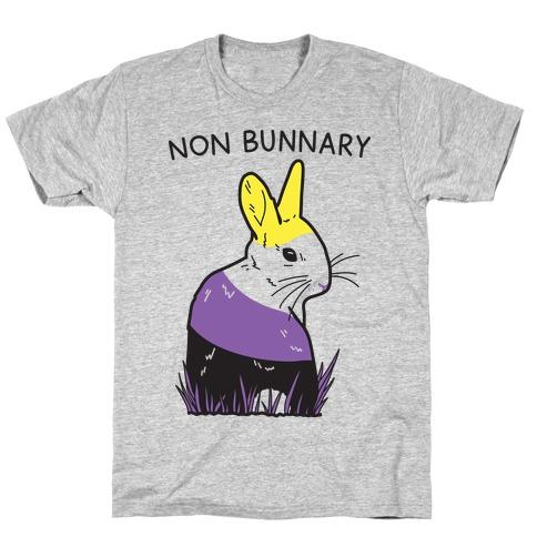 Non-Bunnary Mens T-Shirt