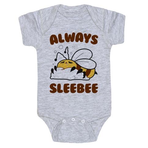 Always Sleebee Baby Onesy