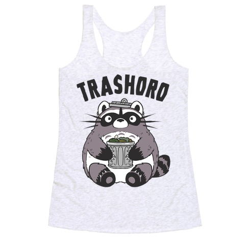 Trashoro Racerback Tank Top