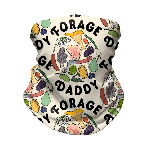 Forage Daddy Neck Gaiter