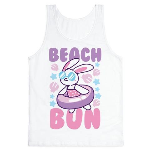 Beach Bun Tank Top