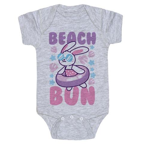 Beach Bun Baby Onesy
