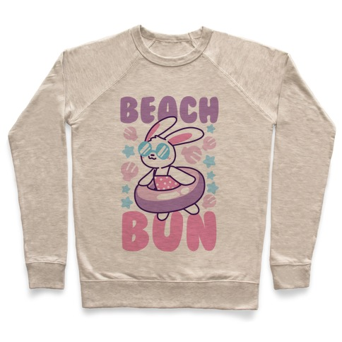 Beach Bun Pullover