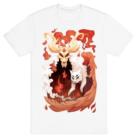 Demon's familiar T-Shirt