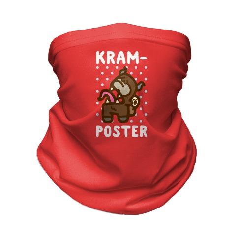 Kram-Poster Parody Neck Gaiter