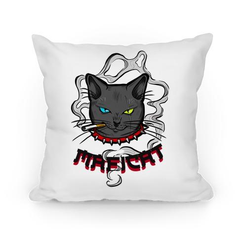 Maficat Pillow
