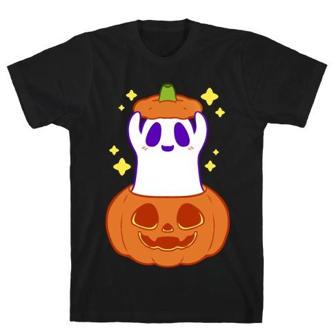 Pumpkin Ghostie T-Shirt