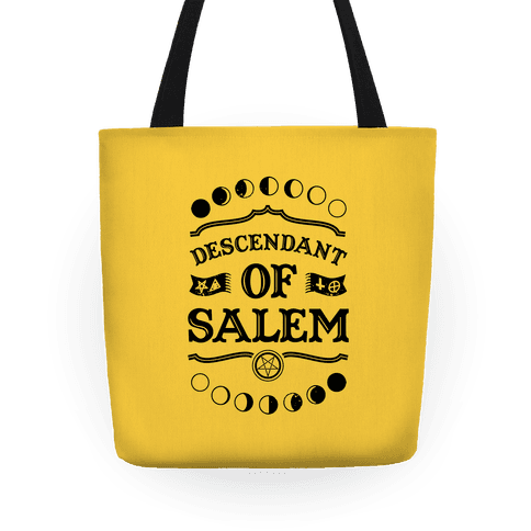 Descendant of Salem Tote