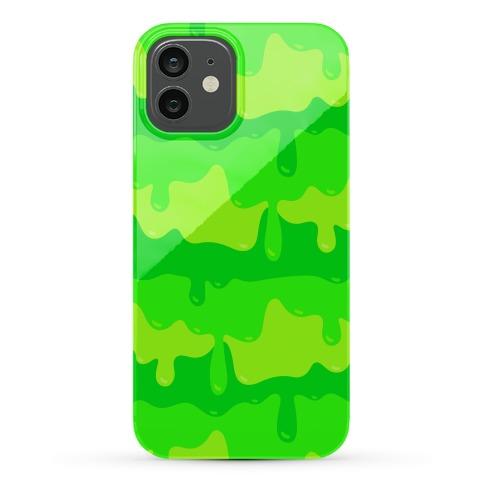 Green Slime Phone Case