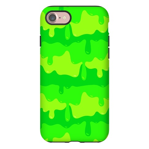 Green Slime Phone Case