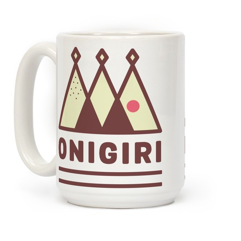Onigiri Sale Fruits Basket Coffee Mug
