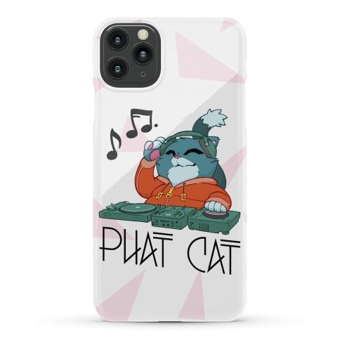 Phat Cat Phone Case