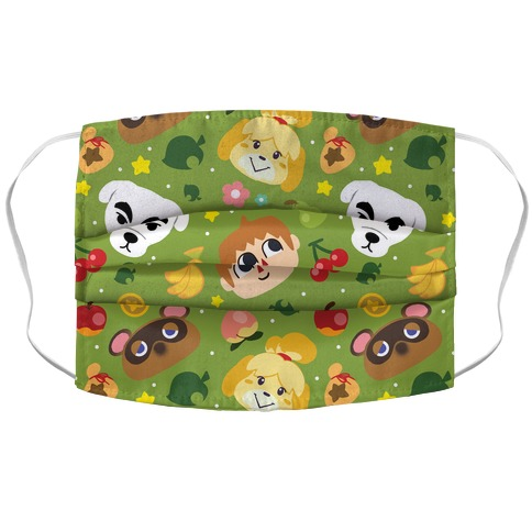 New Horizons Pattern Face Mask Cover