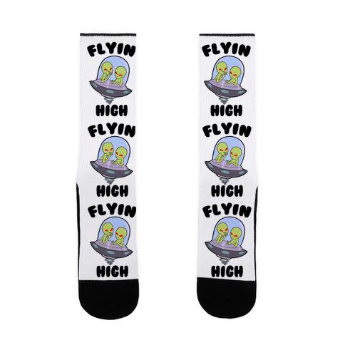 Flyin' High Sock