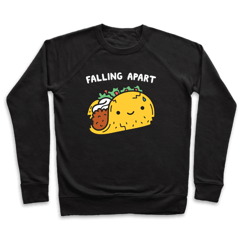 Falling Apart Taco Pullover