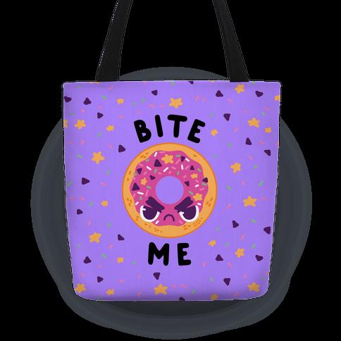 Bite Me (Donut) Tote