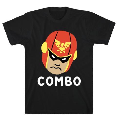 Wombo Combo - Captain Falcon (1 of 2 Set) T-Shirt