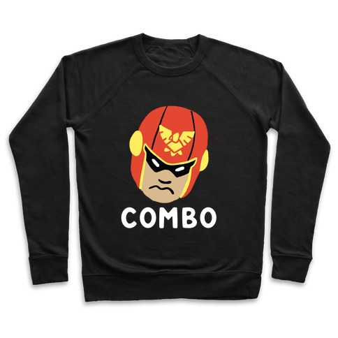 Wombo Combo - Captain Falcon (1 of 2 Set) Pullover