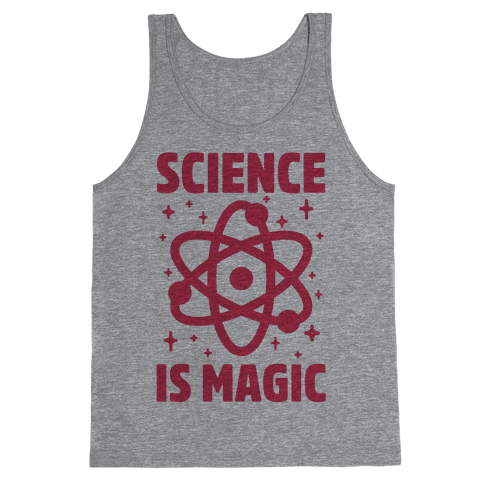 Science Is Magic Tank Top