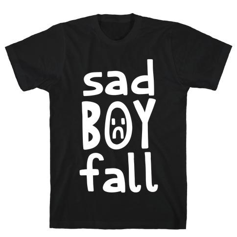 Sad Boy Fall T-Shirt